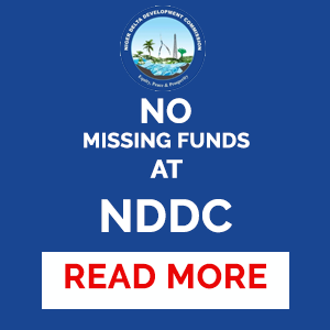 Important NDDC Info