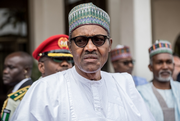 President Buhari, elected for a second term faces daunting economic challenge