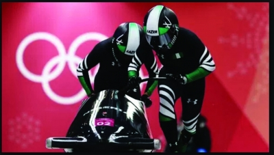 Nigeria hurtles into bobsled history