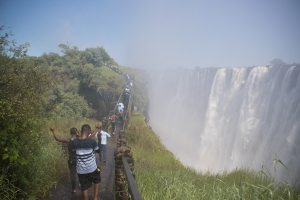 Who owns Victoria Falls?