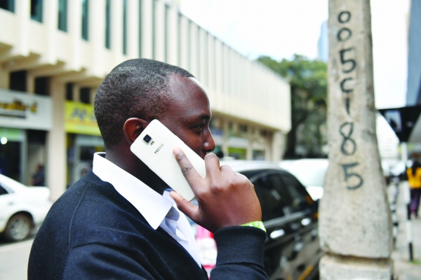 Kenyan Telkom launches mobile money